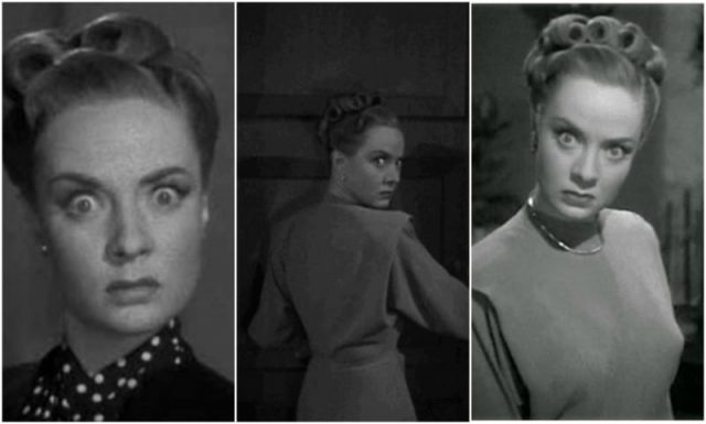 Audrey Totter Measurements Bra Size Height Weight
