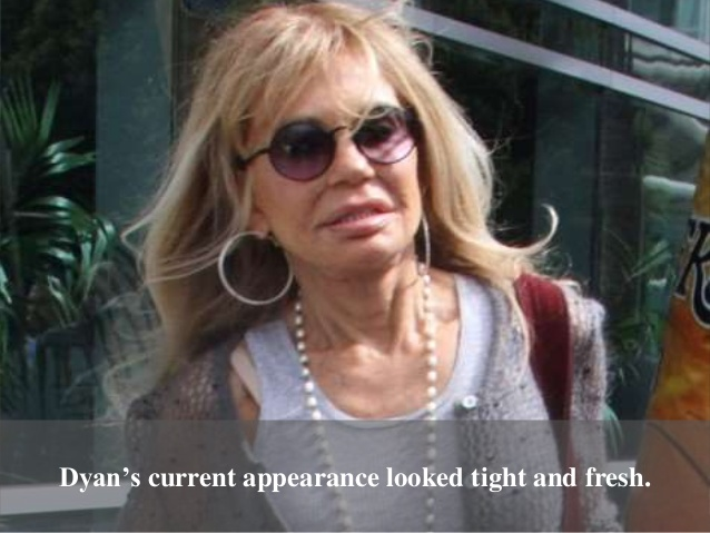 Dyan Cannon Measurements Bra Size Height Weight