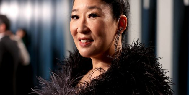 Sandra Oh Measurements Bra Size Height Weight