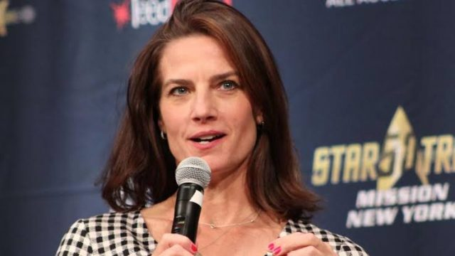 Terry Farrell Measurements Bra Size Height Weight