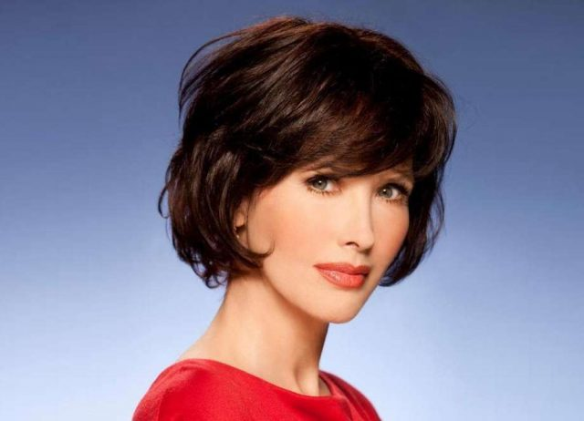 Janine Turner Measurements Bra Size Height Weight