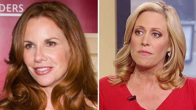 Melissa Francis Measurements Bra Size Height Weight