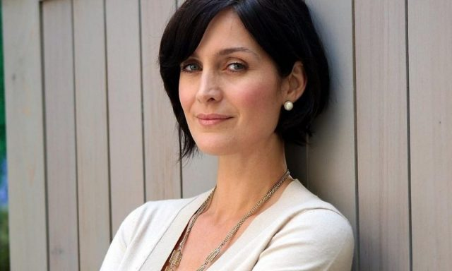 Carrie-Anne Moss Measurements Bra Size Height Weight