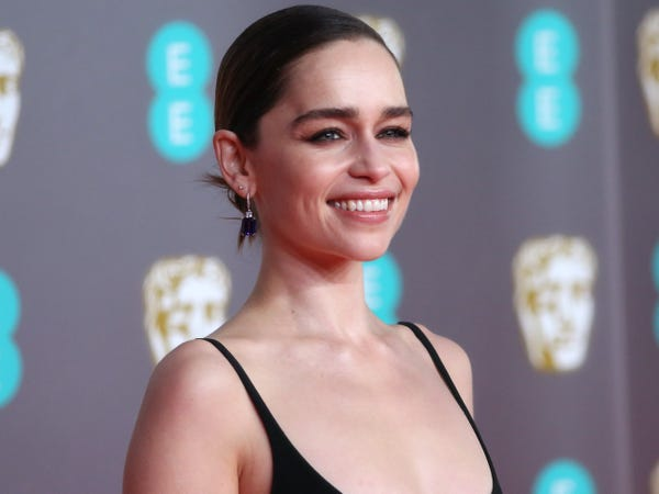 Emilia Clarke's Measurements: Bra Size, Height, Weight and ...