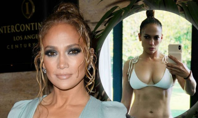 Jennifer Lopez Measurements Bra Size Height Weight