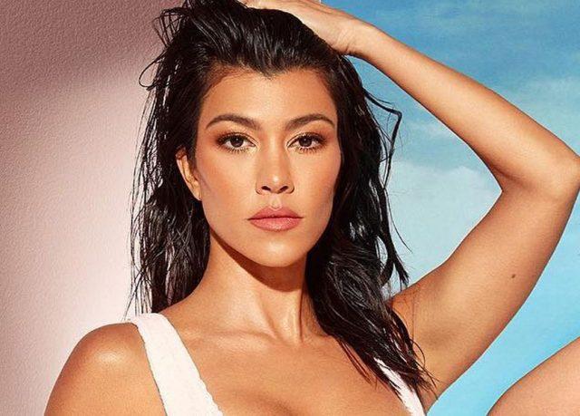Kourtney Kardashian Measurements Bra Size Height Weight