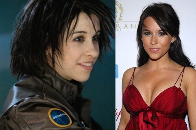 Lacey Chabert Measurements Bra Size Height Weight