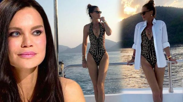 Ozge Ulusoy Measurements Bra Size Height Weight