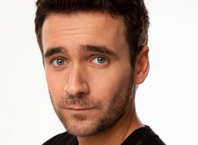 Allan Hawco Measurements Bra Size Height Weight