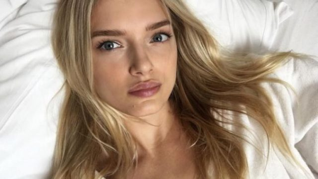 Lily Donaldson Measurements Bra Size Height Weight