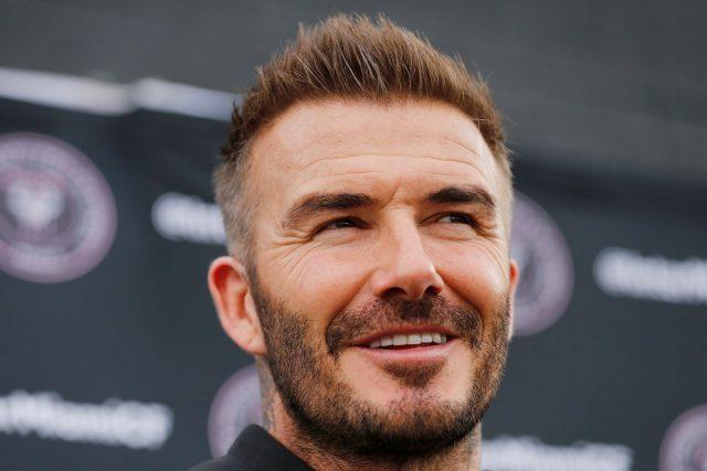 David Beckham Measurements Shoe Size Height Weight