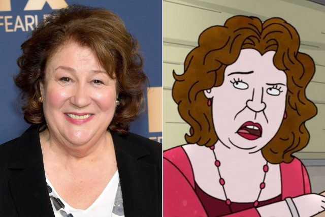 Margo Martindale Measurements Shoe Size Height Weight