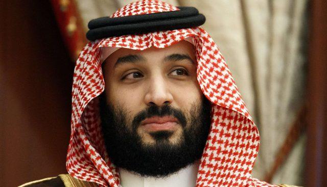 Mohammed bin Salman Measurements Shoe Size Height Weight